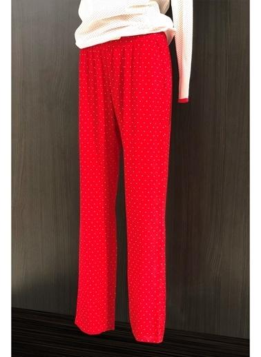 Hays Pijama altı Kırmızı